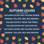 Fall storytime ideas