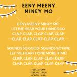 Eeny Meeny Miney Mo Storytime