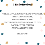 space storytime three little rockets