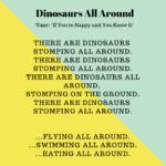 dinosaur storytime